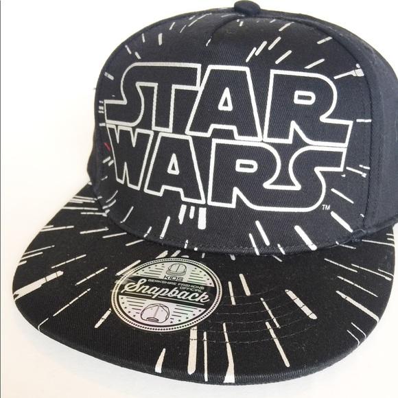 3eff6ea7787 NWT Star Wars kids Berkshire Fashions Official Cap